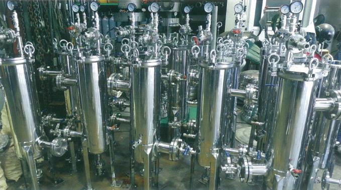 industrial separation Industrial separation processes are technical procedures which are used in industry to separate a product from impurities or other products the original mixture may.